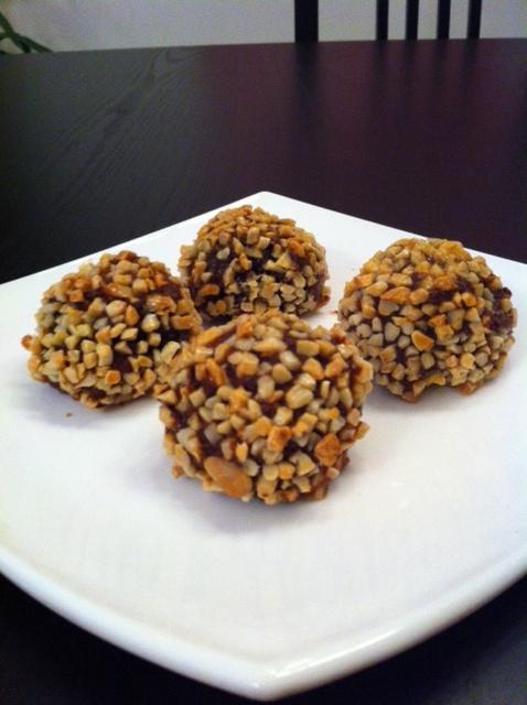 chocolate panallets