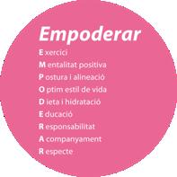 Rodona empoderar (rosa)